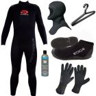 Pinnacle Cruiser 7mm Wetsuit Package